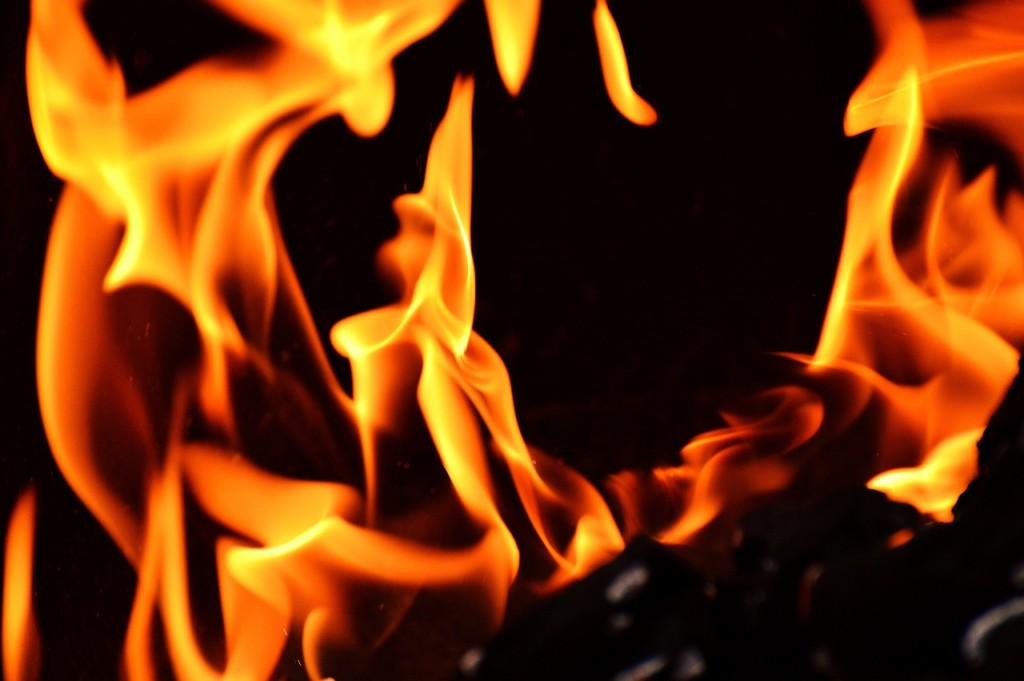 Apartment building fire with injuries deemed suspicious