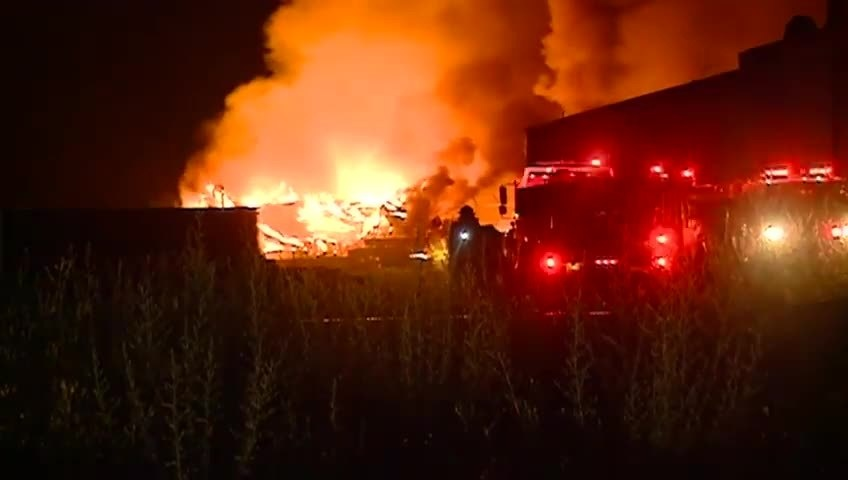 Many questions remain in French Island warehouse fire