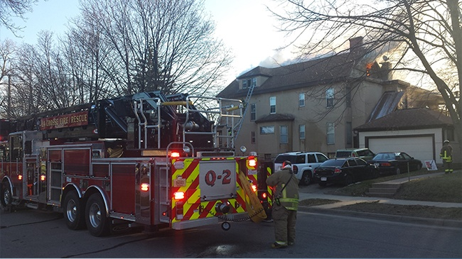 FD: Electric heater most likely cause of King Street fire