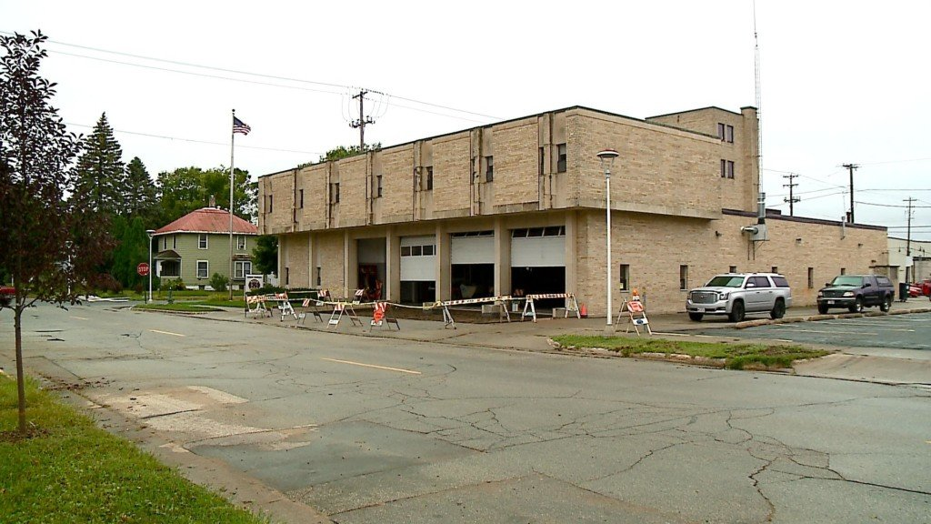 Repairs needed for fire station in La Crosse