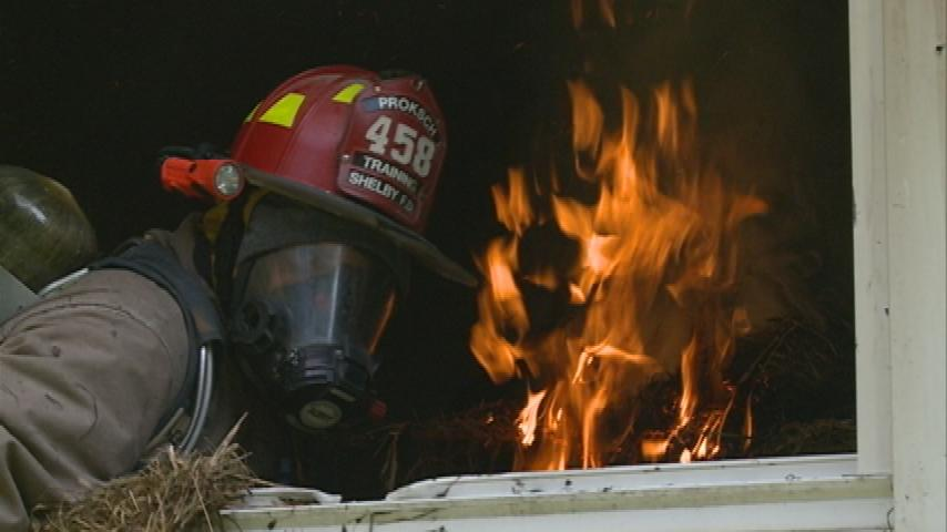 Live fire training exercise