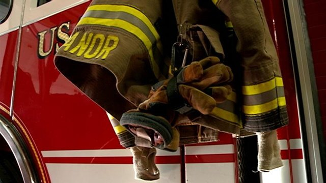 Crews fight early morning house fire in Cochrane