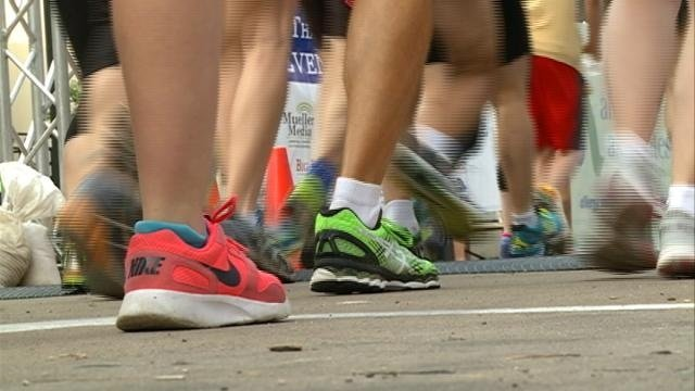 Firecracker 4 Mile raises money for autism, Children's Museum