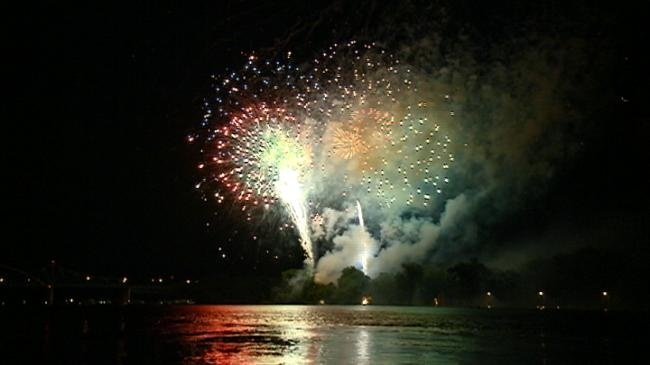 La Crosse Skyrockers light up Fourth of July sky