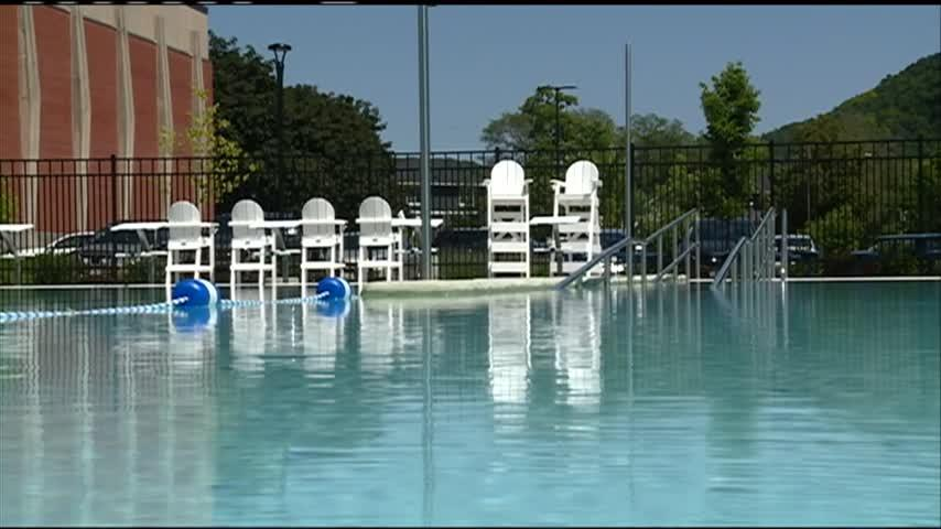 Veterans Memorial Pool brought back to life thanks to community