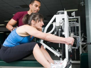 Making a commitment to exercise