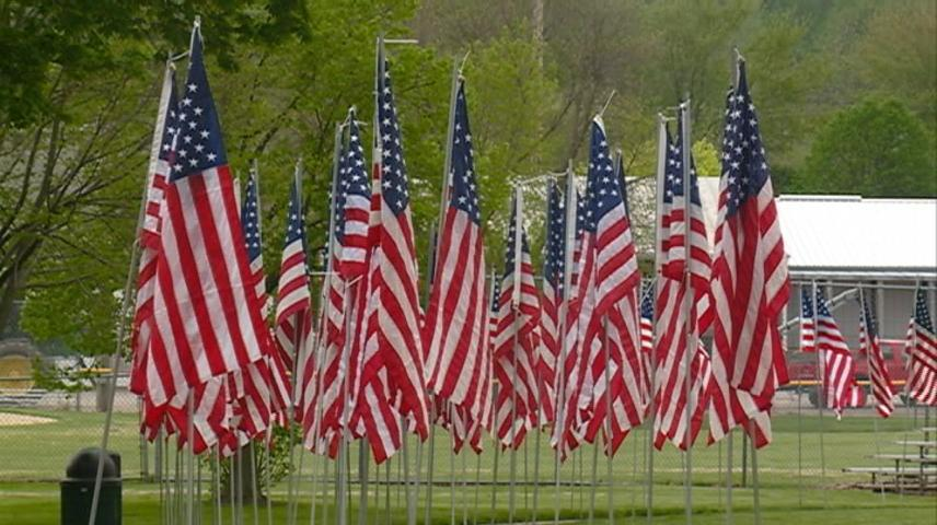 'Flags of Honor' on display in West Salem