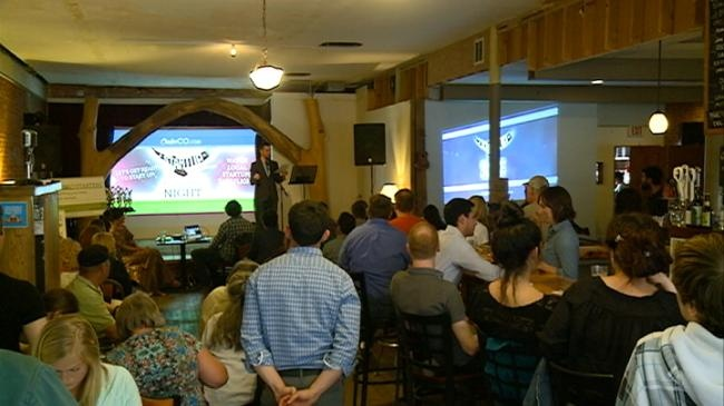 Local entrepreneurs compete for funds to make their business a reality