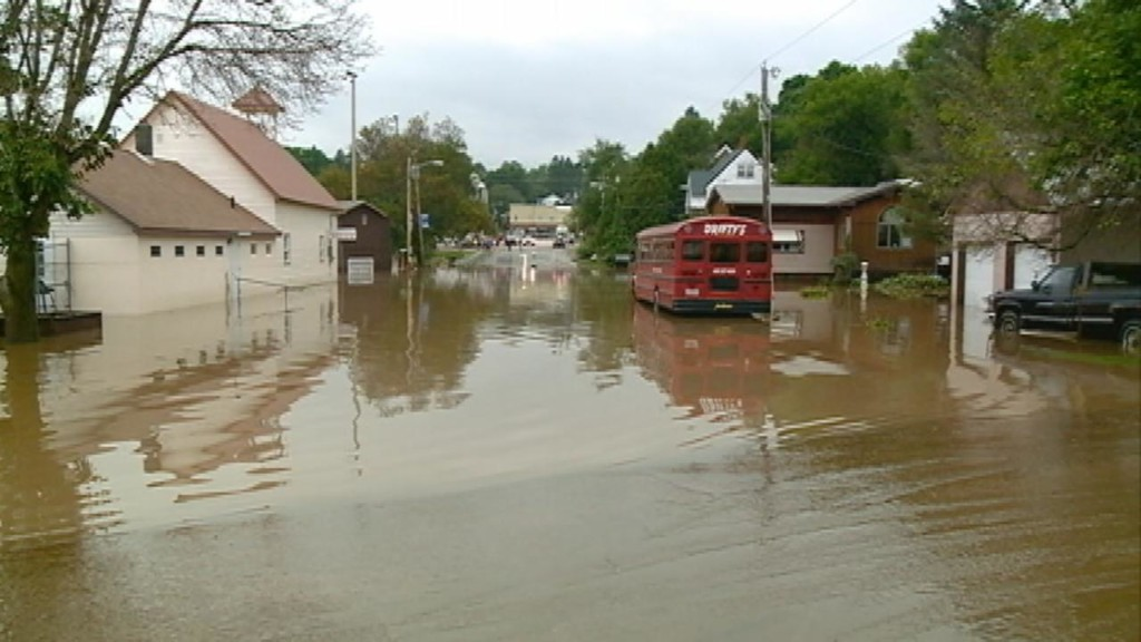 Relief concert helps local town recover from August's flooding