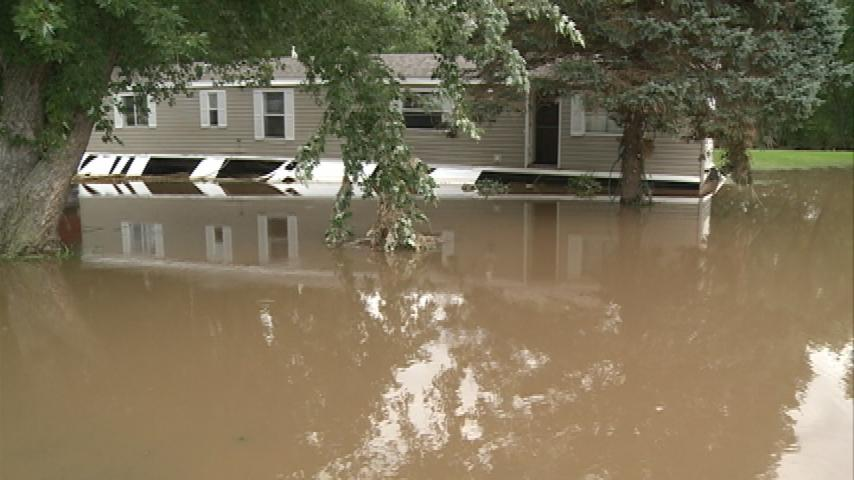 Near-death experience from flood changes Monroe County man