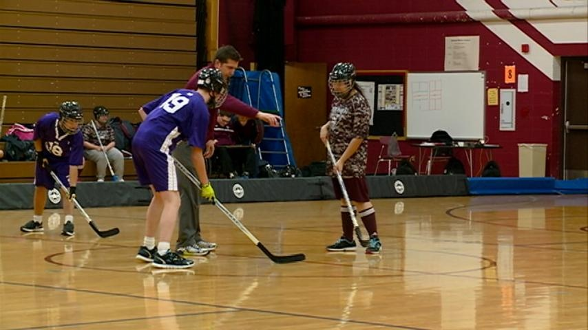 League gives kids with disability chance to play varsity sports