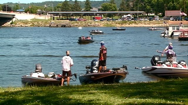 College Fishing Conference brings visitors to La Crosse