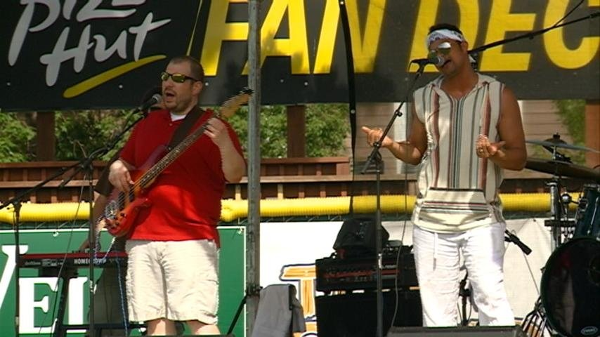 Food and Groove festival supports local Children's Miracle Network