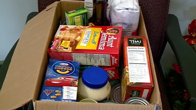 Two important needs for The Letter Carriers' Food Drive