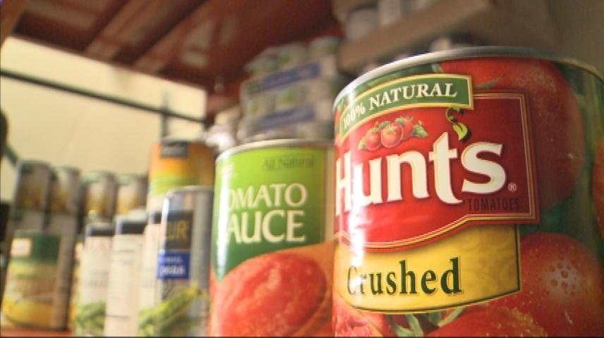Rochester food bank receives big donation