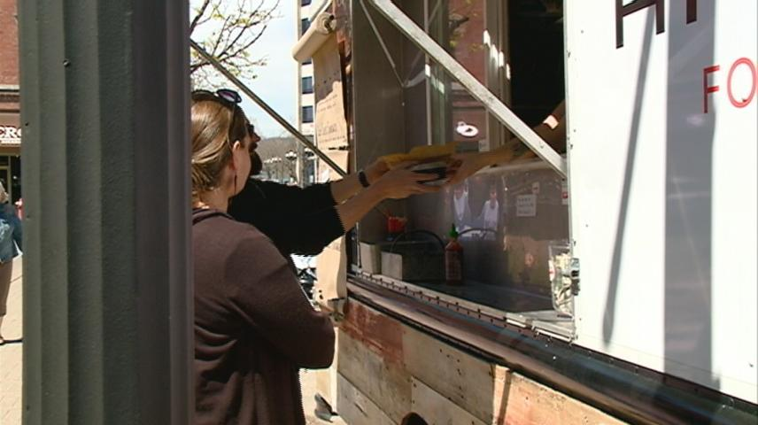 Food Truck event Friday to pay off school lunch balances at Logan Middle School