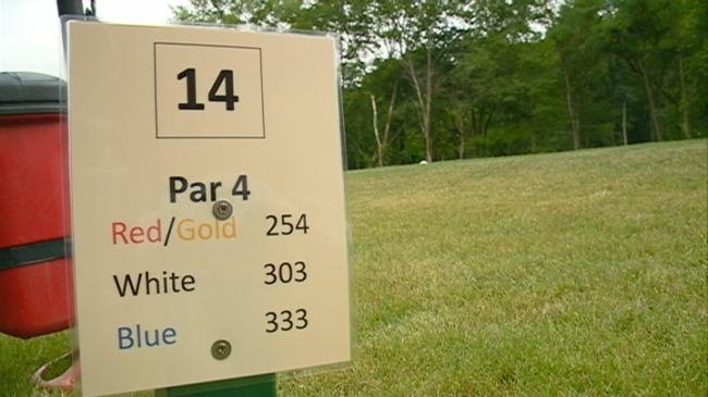 Forest Hills golf course opens after reroute, changes