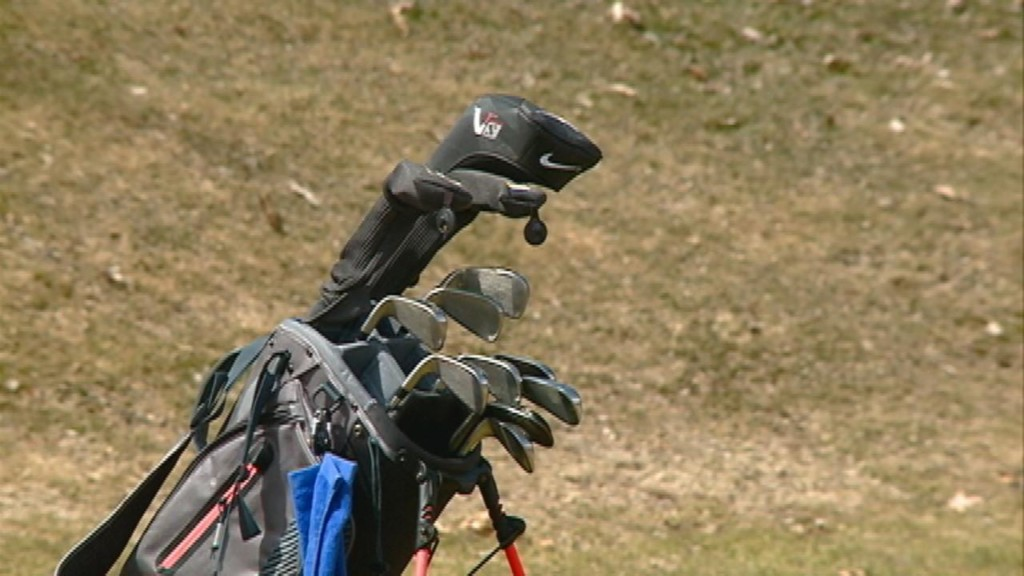 Forest Hills Golf Course Opens