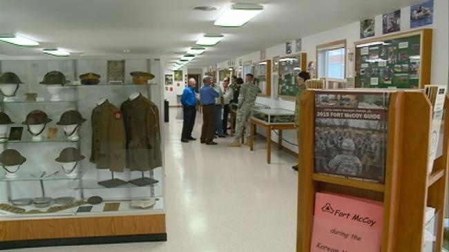 Fort McCoy re-opens History Center following renovations