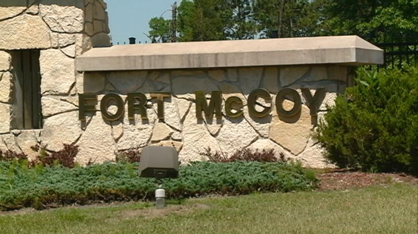 Pentagon reports on contaminated military base water, Fort McCoy says drinking water is fine