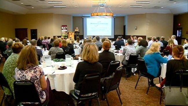 Businesses learn about shaping workplace culture