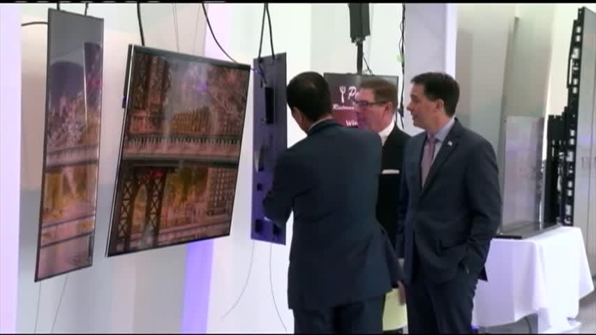 Walker campaign launches 4 regional Foxconn ads