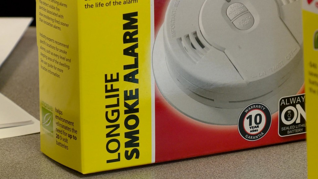 Smoke alarms available for people in need in Wisconsin, Minnesota
