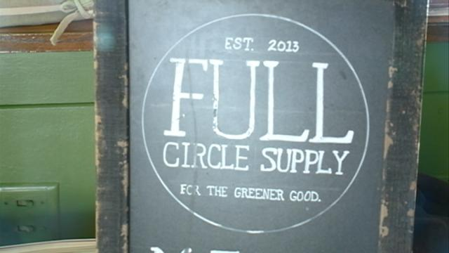 Full Circle Suppy gets recognized for being a leader in conservation