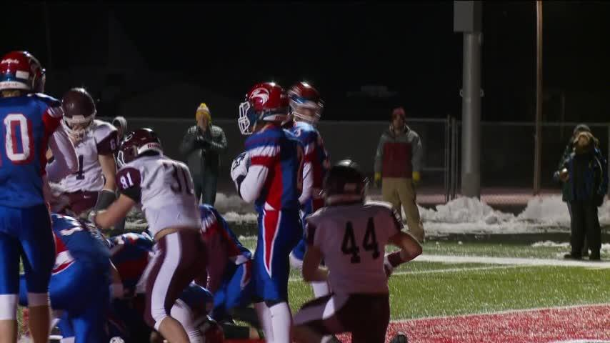 WIAA Level 3 Football Playoffs: Prairie du Chien shuts out G-E-T, Bangor cruises past Turtle Lake