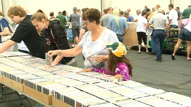 Ace Hardware garage sale raises money for Children's Miracle Network