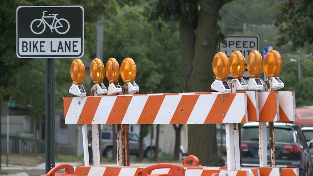 Road work starts Thursday on George Street with