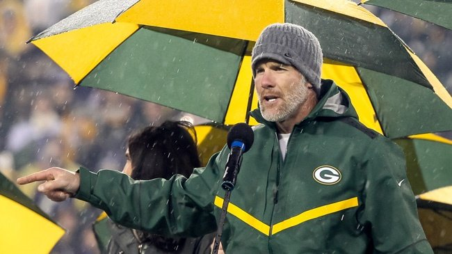 Favre one step away from entering Pro Football Hall of Fame