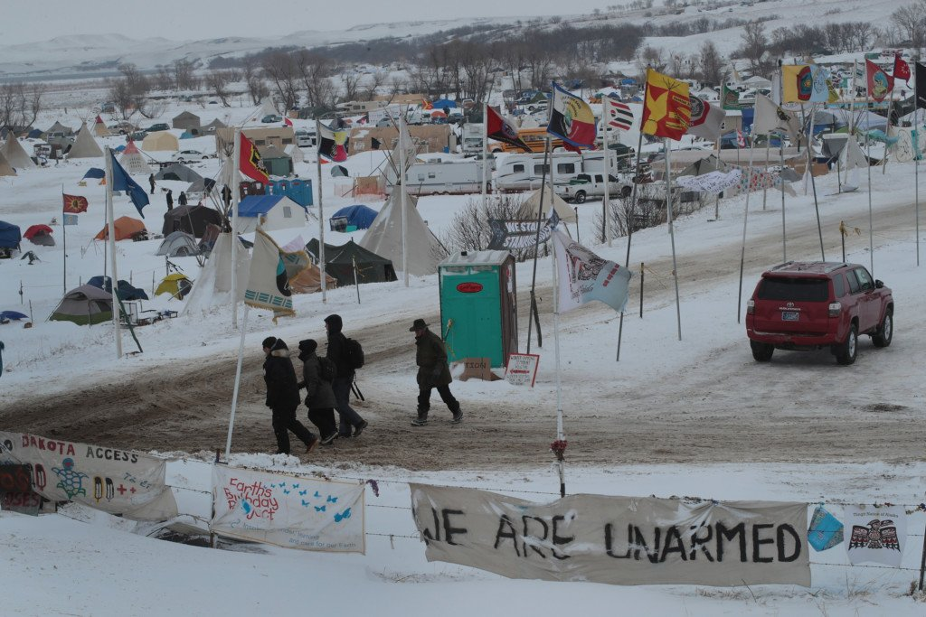 Tribes' request for more say in Dakota Access study denied