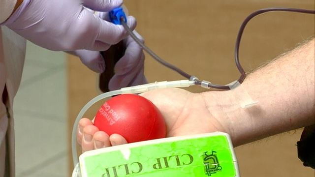Upcoming blood donation opportunities in western Wis.