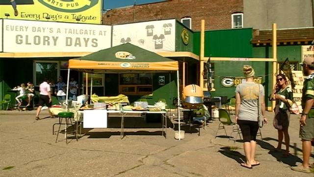 First Packers game means good business is coming