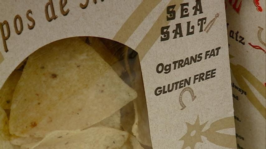 Markers found for gluten-sensitive people