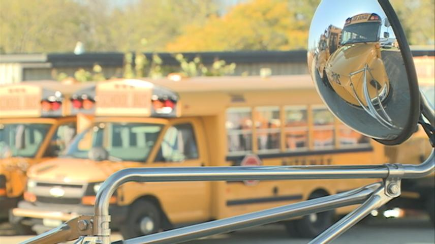 GO Riteway teaches bus safety in La Crosse for National School Bus Safety Week
