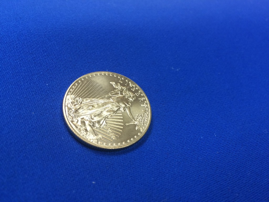 Salvation Army receives rare coin during holiday campaign