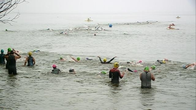 Hundreds participate in the Y's Got Energy Triathlon