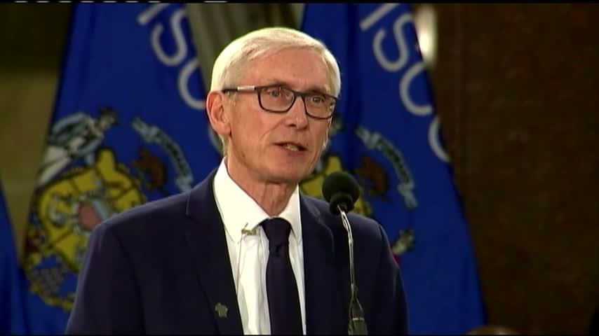 Evers issues limited health care-related executive orders
