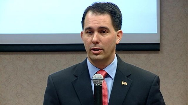 Walker signs investment capital bill