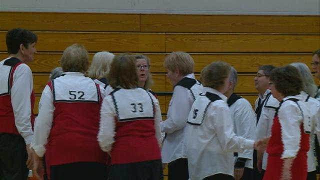 Age is just a jersey number at Granny Basketball Tournament