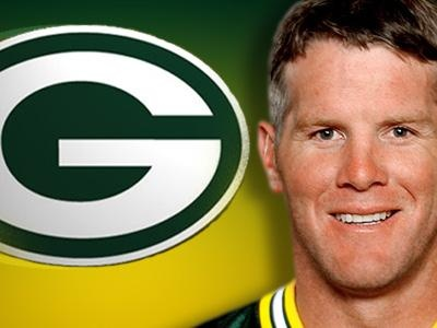 Packers to retire Favre's number during Thanksgiving matchup against Bears