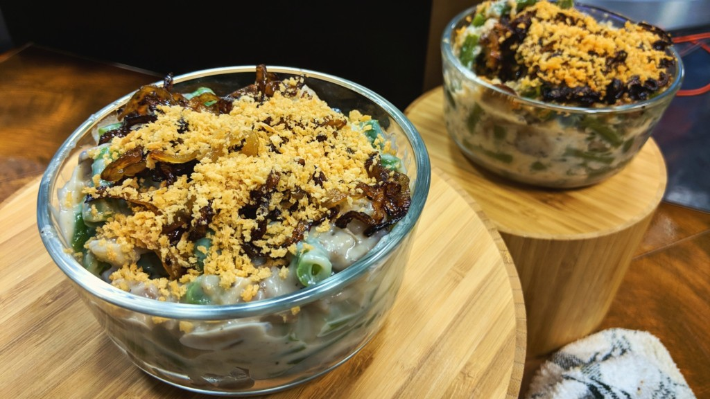 Cooking with N8TM: Holiday Green Bean Casserole