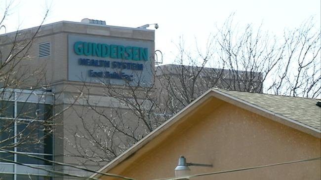 La Crosse city council approves permit for temporary parking lot at Gundersen