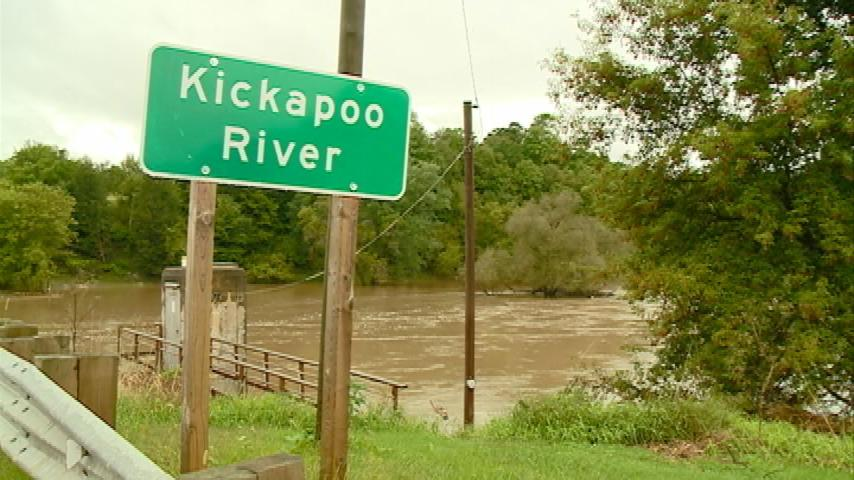 La Farge community leaders look back in order to move past flooding