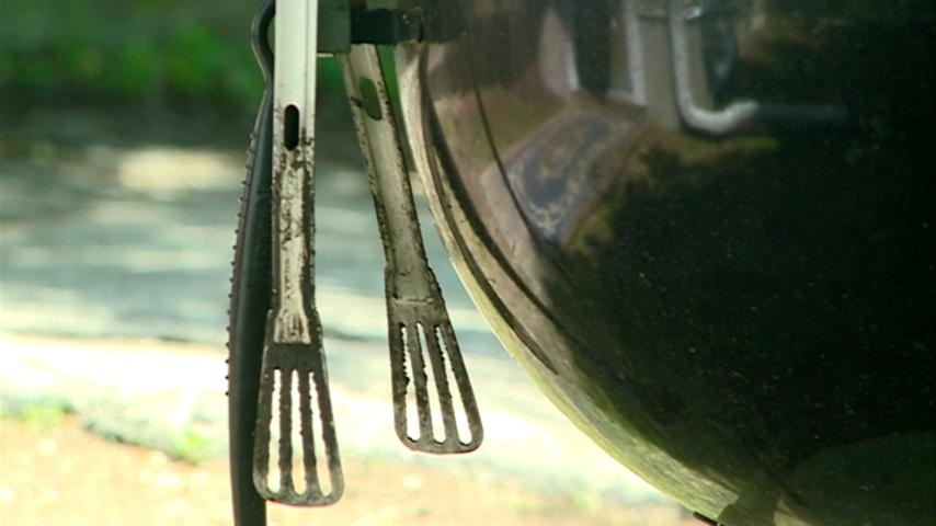 Fire Department warns of grilling dangers