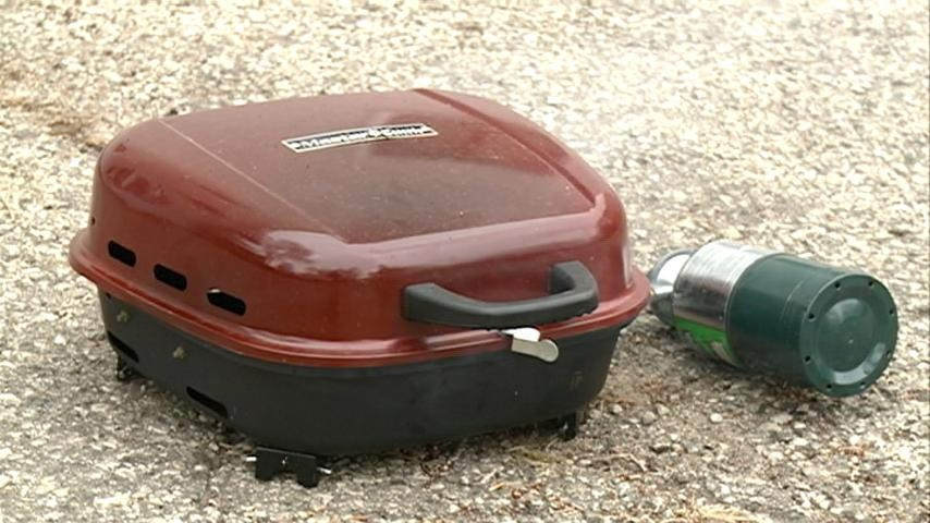 La Crosse Fire Department promotes grill safety