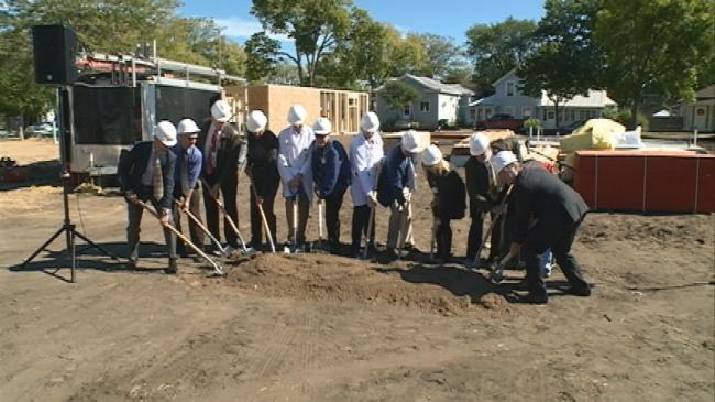 Gundersen breaks ground on new resident housing
