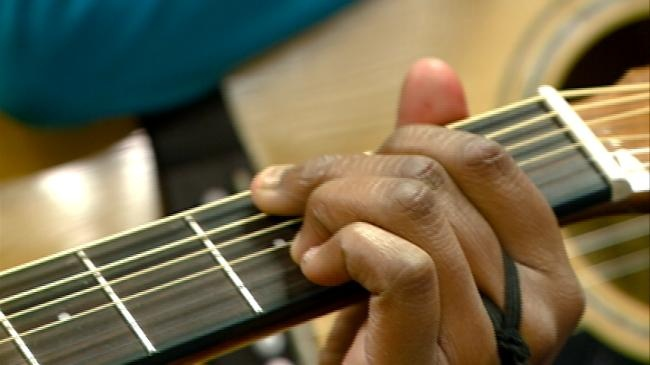 Local musicians offer lessons at Boys & Girls Club